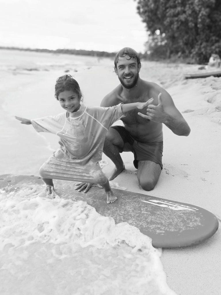 Cours particuliers de Surf à Biarritz, Bidart, Guéthary, Hendaye et Côte Basque par Just Surf